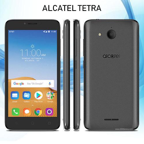 Alcatel Tetra - Disponible