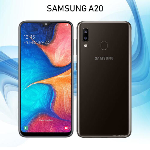 Samsung A20 - Disponible