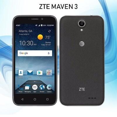 ZTE Maven 3 - Disponible