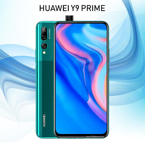 Huawei Y9 Prime - Disponible
