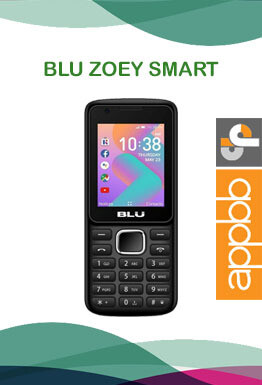 Blu Zoey Smart - (con WhatsApp)