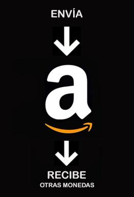 Cambiar Amazon Gift Card