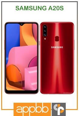 Samsung A20S - Disponible