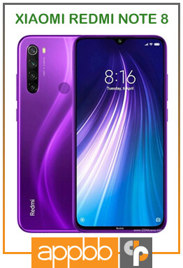 Xiaomi Redmi Note 8 - Disponible