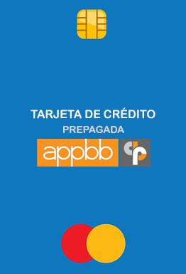 Tarjeta de Crédito Prepagada