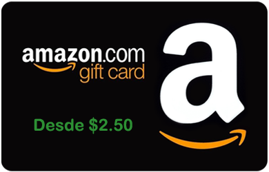Amazon.com Gift Cards 2.50 AMZN - 4.00 PP