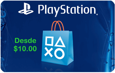 PlayStation Gift Cards PSN