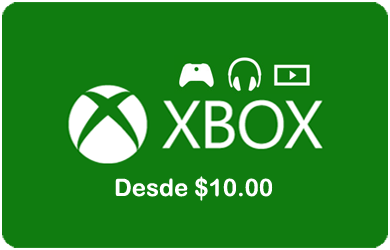 Xbox Gift Cards XBOX