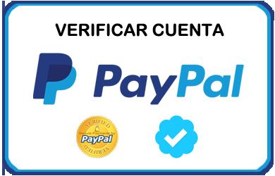 Verificar cuenta PayPal VERF_PAYPAL