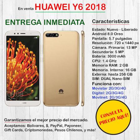 Huawei Y6 DUAL SIM - Smartphone HUAWEIY6