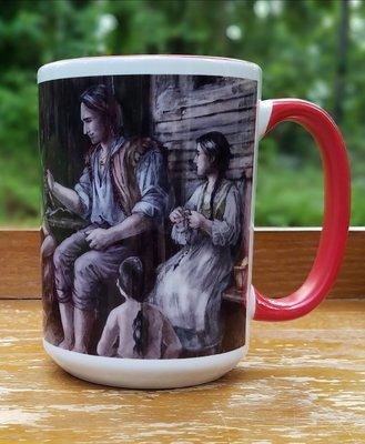 Living Missions Series Mug: Antonio Cuipa