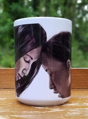 Living Missions Series Mug:  Mariana and Jacinto