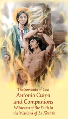 Prayer Card for the Beatification of Servants of God Antonio Cuipa and Companions