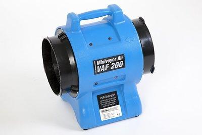 Miniveyor Air VAF-200 110V 8