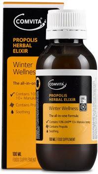 Comvita Propolis Herbal Elixir - 100ml