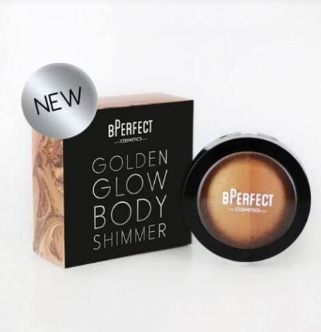 BPerfect Cosmetics Golden Glow Body Shimmer