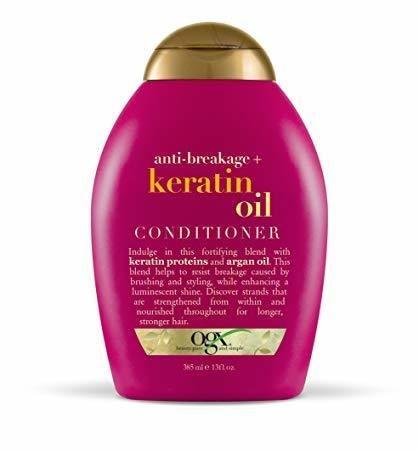 OGX Anti-Breakage Keratin Oil Conditioner 385ML