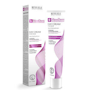 Revuele MezoDerm Face Day Cream SPF 15 Anti-Wrinkle Revitalising Mesotherapy -50ML
