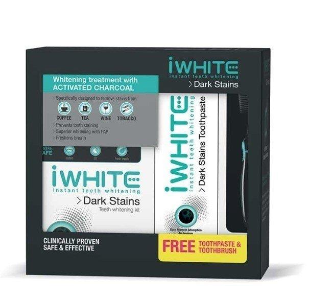 Iwhite Darkstains Promo Kit