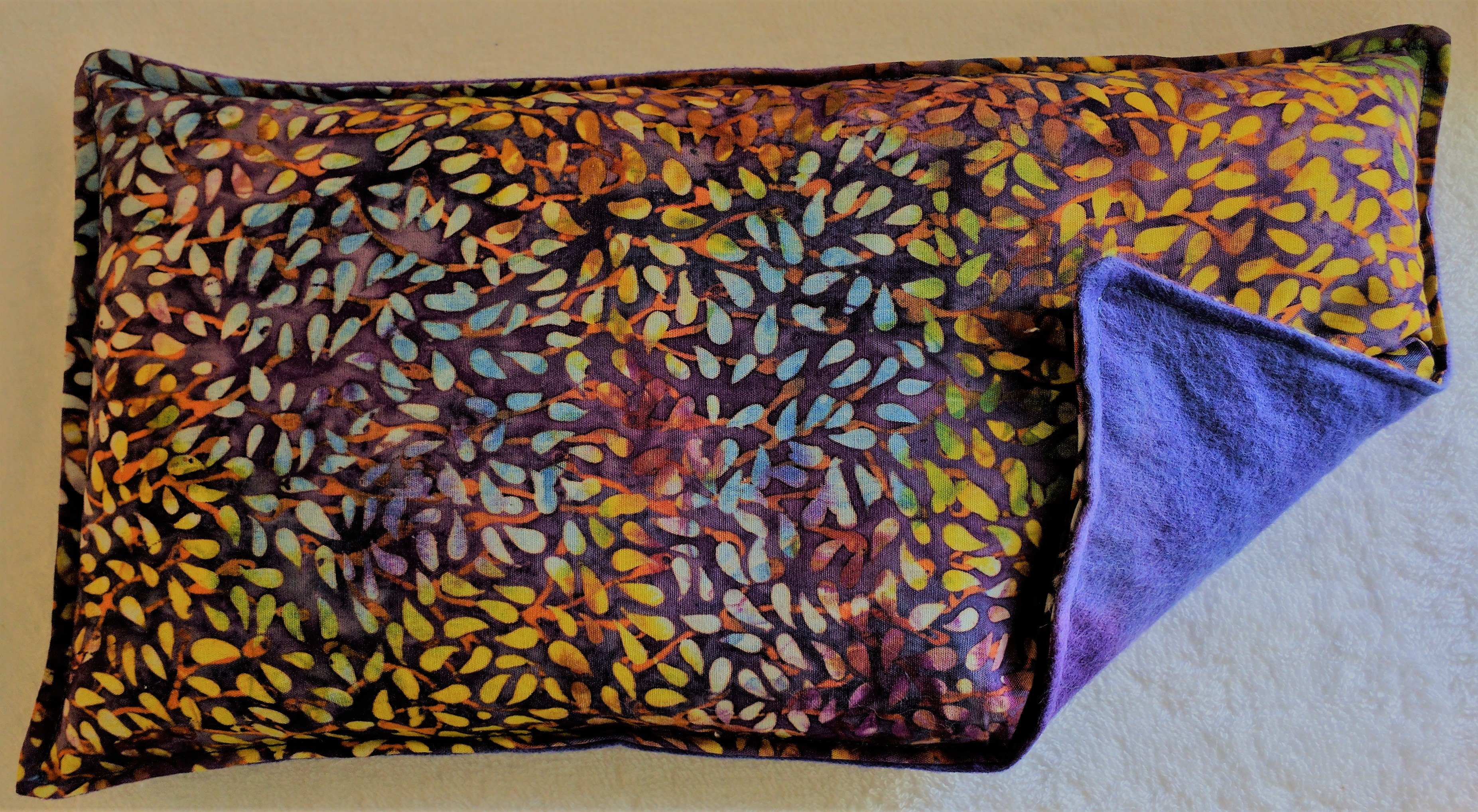 Aromatherapy Pillow with Lavender and Peppermint 00031