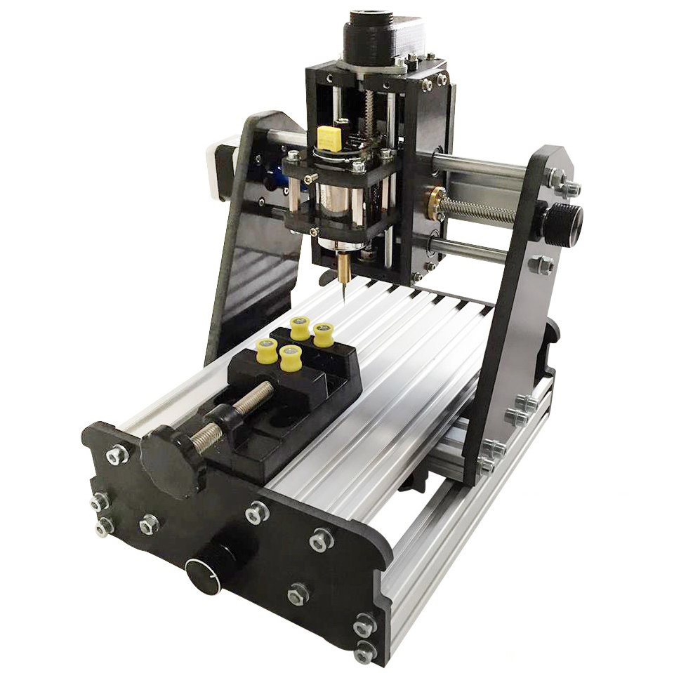 Laseraxe Mini 3 Axis USB Desktop CNC Router Wood PCB Milling Engraving  Machine Kit