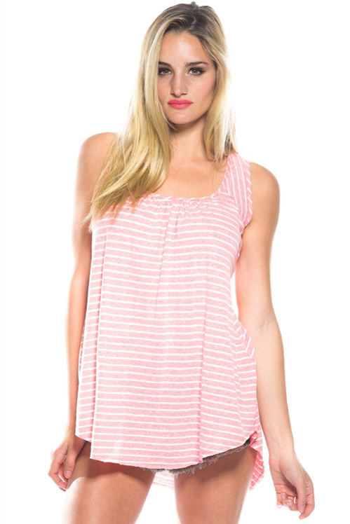 BELOVED CAMI CORAL (ONE SIZE)