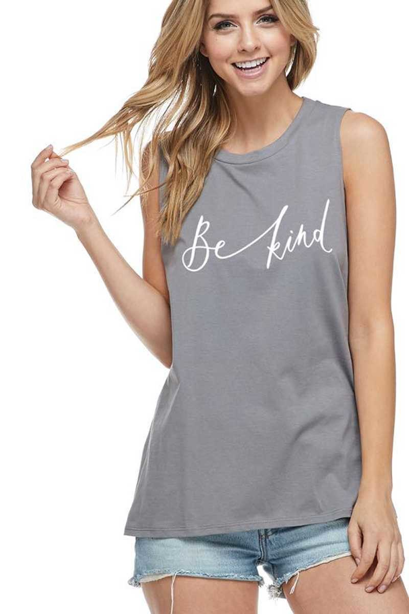 BE KIND GRAPHIC TOP