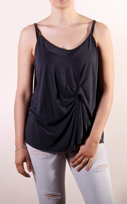 TANK TOP CHARCOAL