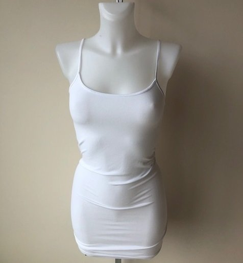 Cami Dress White