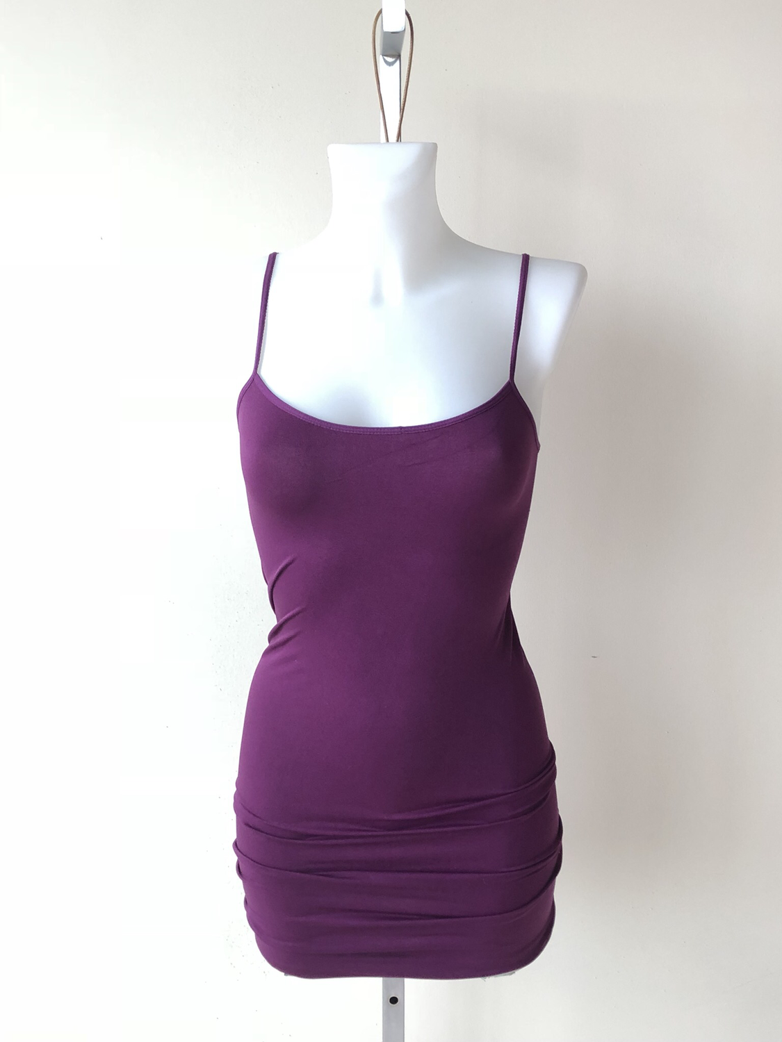 Cami-dress purple