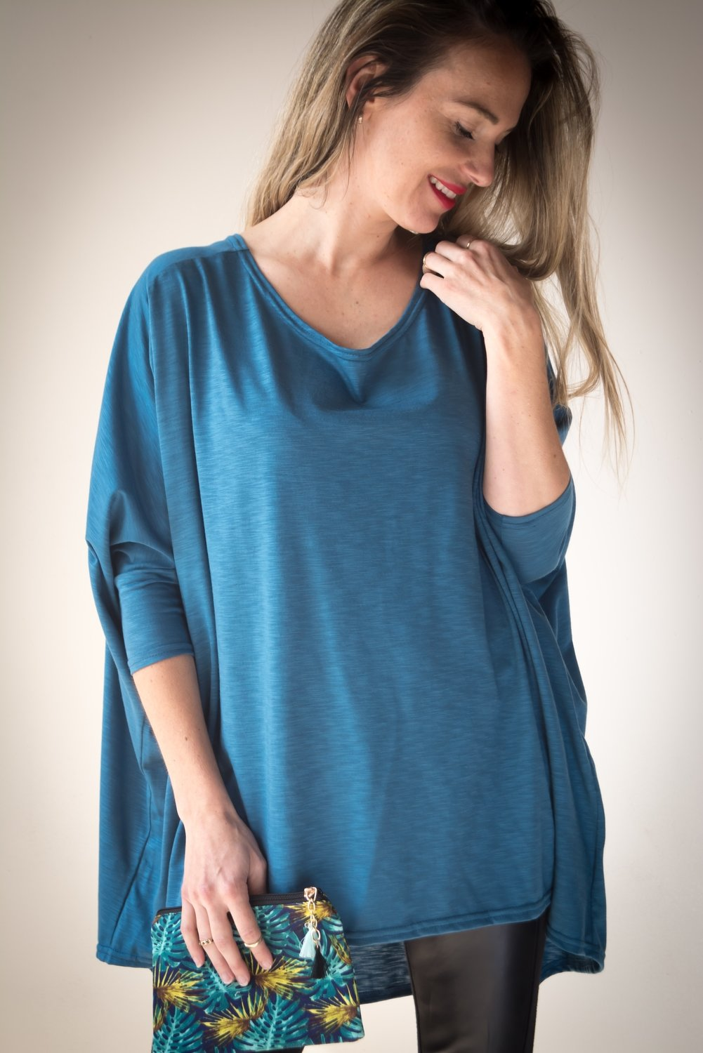 Tifany Teal (One size)