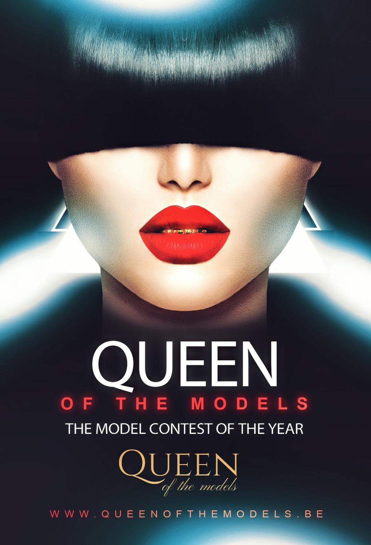 Queen of the Models finale ticket VIP