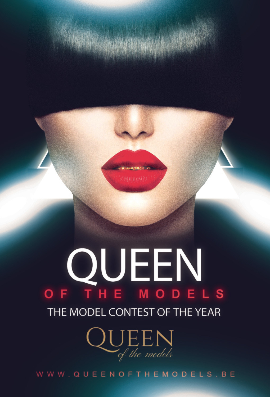 Queen of the Models finale ticket TEAM MEMBERS
