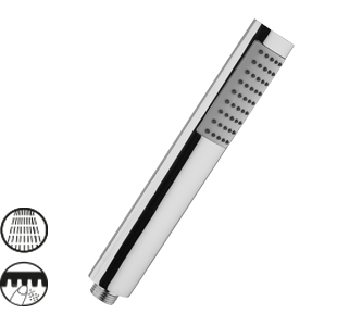 PAINI SHOWER LINE Doccetta anticalcare OVALE ottone 1 getto art. 53CR155/P8BI
