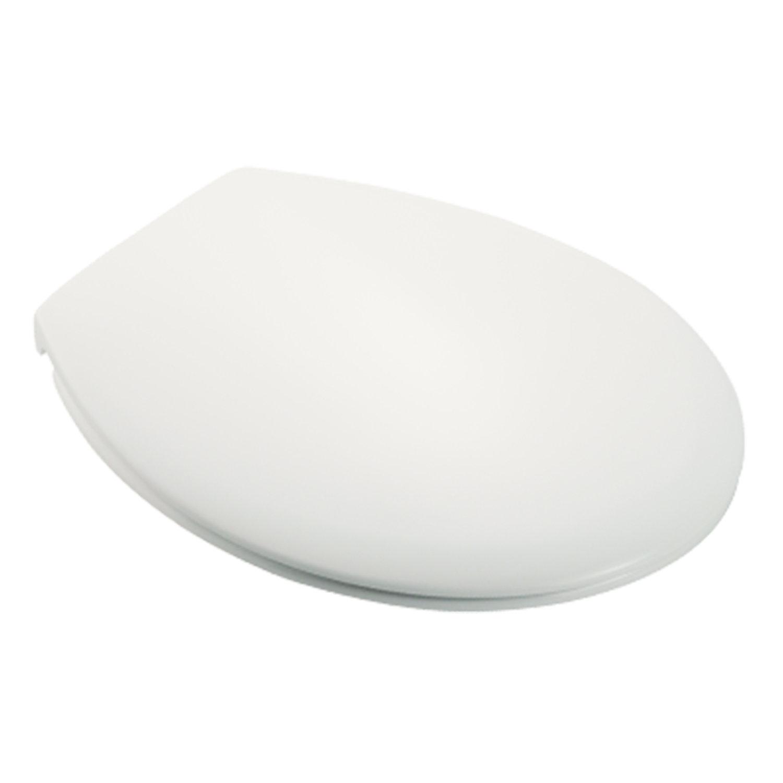 Sedile Wc Chiusura Rallentata.Sedile Wc Compatibile Ideal Standard Inc Scala Terso Termoindurente Copriwater Plastica Adattabile Bianco Cerniere Cromate Soft Close Chiusura