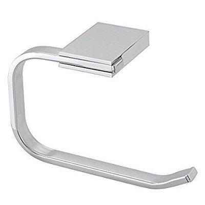 FERIDRAS FUTURA Porta rotolo in acciaio cromato con piastrine in acciaio antiruggine
