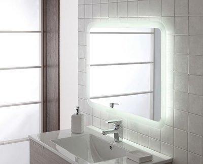 FERIDRAS Specchio Led Retroilluminato Satinato 60X80cm