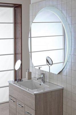 FERIDRAS Specchio Led Retroilluminato 80X75cm