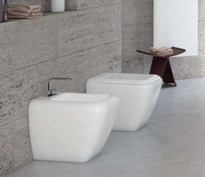 Ceramica Cielo Serie Shui Vaso c/Sedile soft close + Bidet