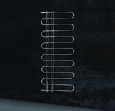 FELICITA' Radiatore Bagno Termoarredo Cromato bagno 12 TUBI 500x1200mm