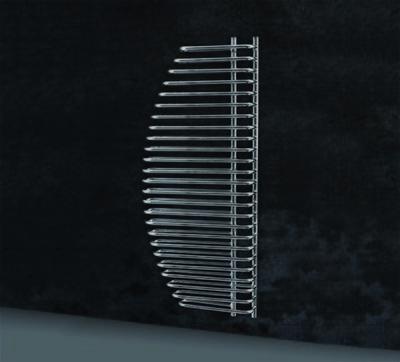 BONITA Radiatore Bagno Termoarredo Cromato bagno 25 TUBI 592x1400mm