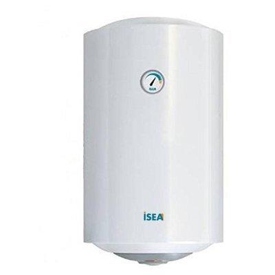 ISEA Scaldabagno Elettrico Verticale Litri 50 1200W Scalda Acqua Boiler Acqua Calda