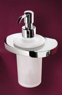 House Design Traccia Dispenser Finitura Ottone Cromato