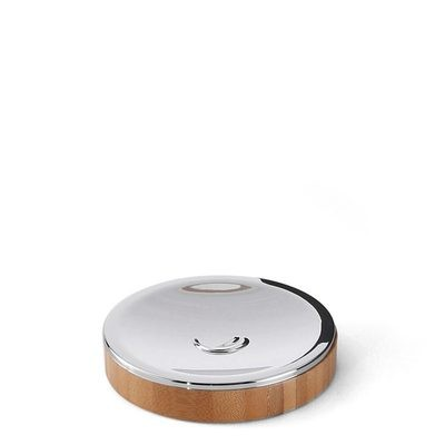GEDY serie ALTEA Portasaone in  Bambù/resine termoplastiche