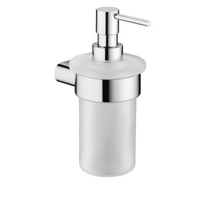 GEDY serie Azzorre Dosa Sapone con Erogatore in Alluminio/vetro