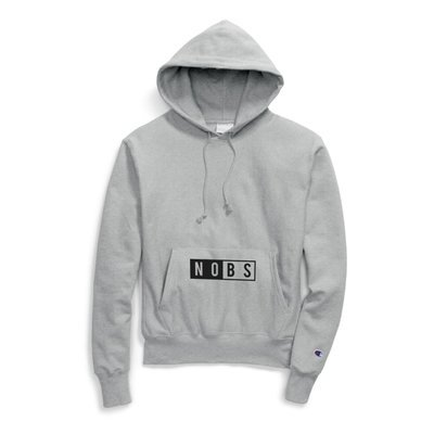 NoBS x Champion® Pullover Hoodie Sweatshirt