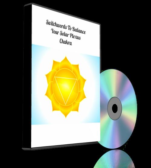 Switchword Subliminals - Solar Pexus Chakra SOLAR