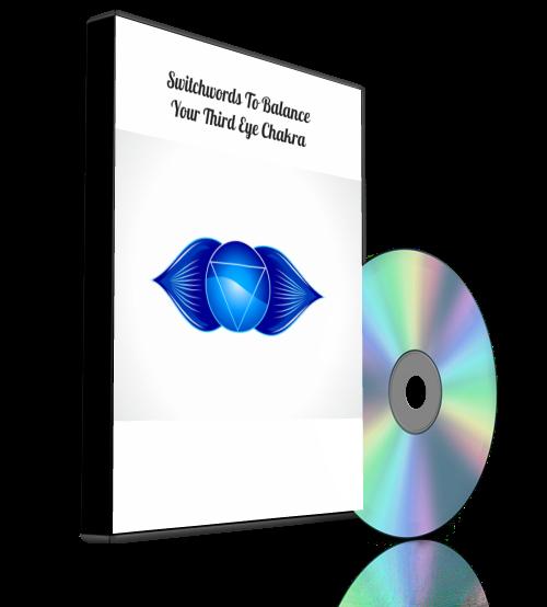Switchword Subliminals - Third Eye Chakra THIRDEYE