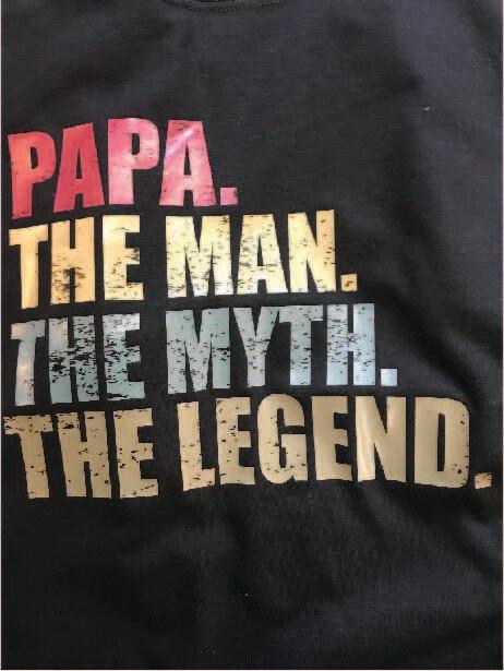 Papa Shirt | Fathers Day Apparel