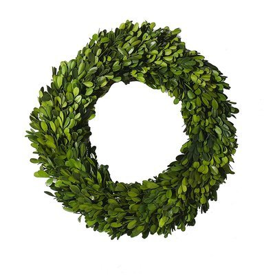 Boxwood Wreath Circle - Small